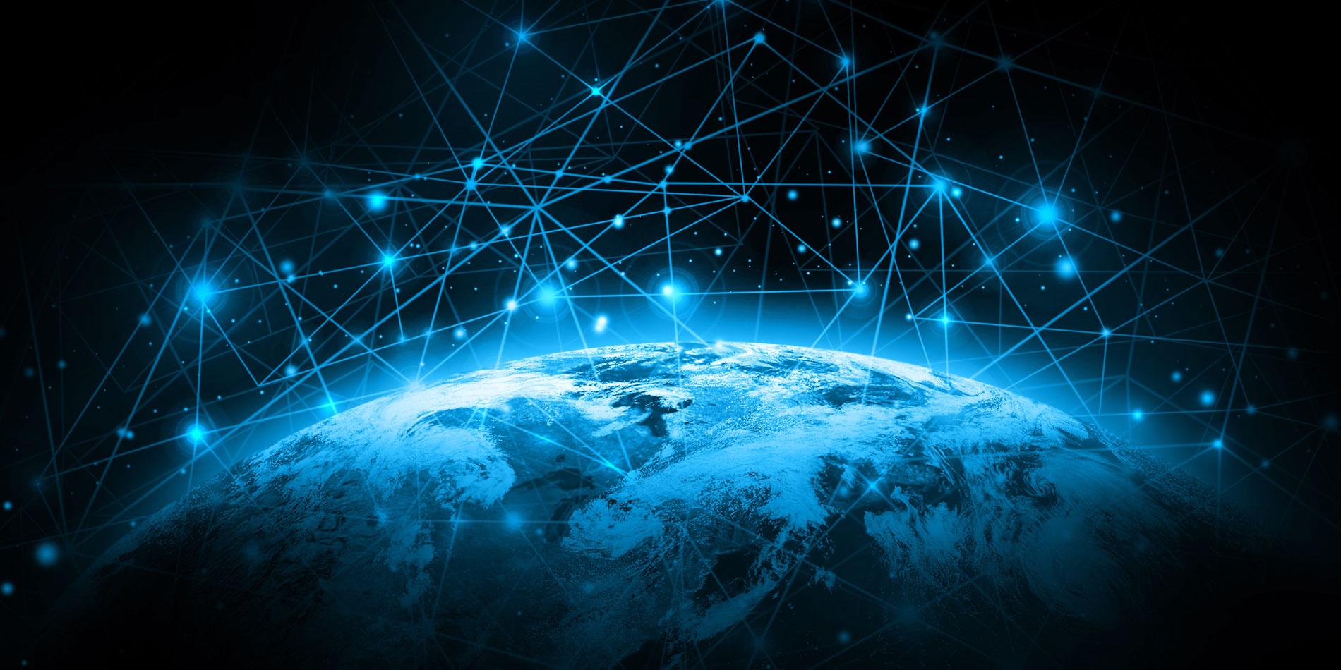 ¿Sabías que más de la mitad de las personas en el mundo ya usa Internet y redes sociales?