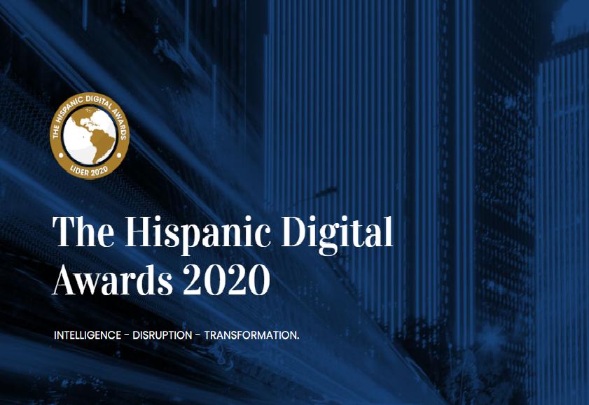 The Hispanic Digital Awards: conoce a los líderes digitales ganadores