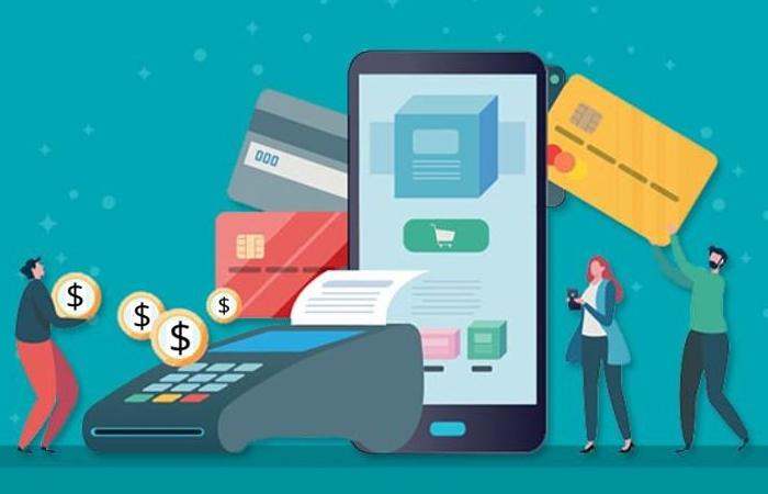 Las transacciones electrónicas siguen desplazando al pago en efectivo
