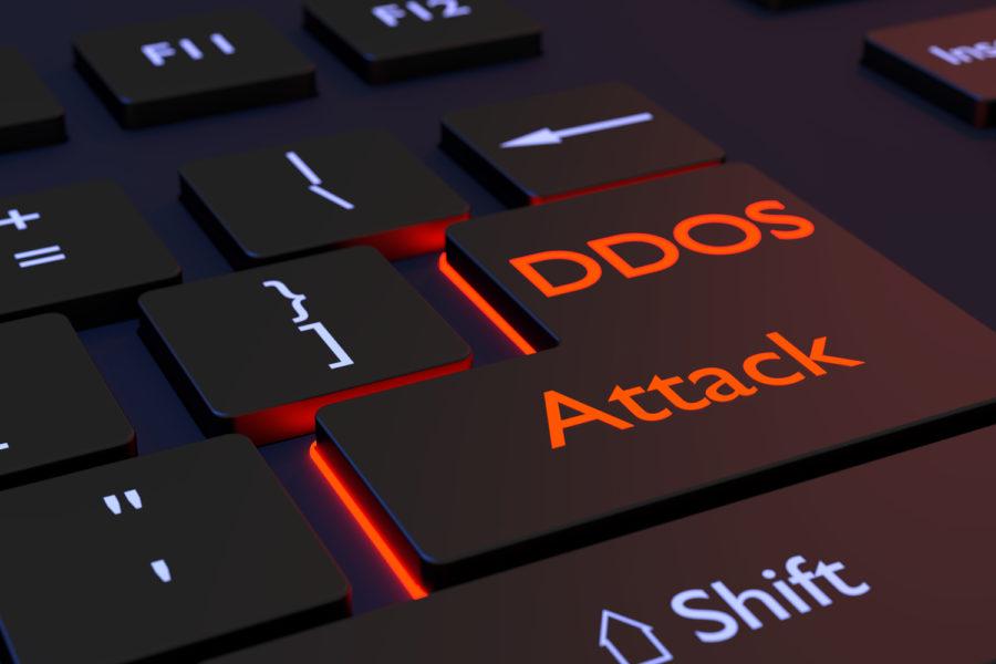 Los ataques DDoS se dispararon en enero (y remitieron en febrero y marzo)