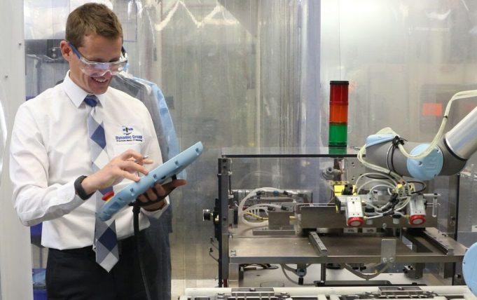 ¿Cuáles son las implicaciones de los robots colaborativos para los trabajadores de hoy?